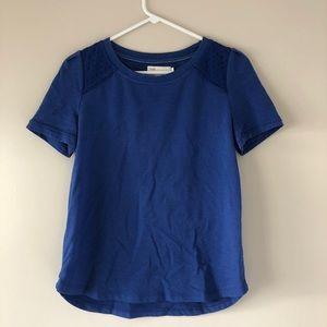 Anthro Torrey sweat shirt
